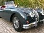 1957 - JAGUAR XK 140 -