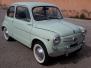 1963 - FIAT 600 D -