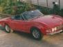 1967 - FIAT Dino Spider -