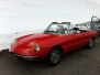 1973 - ALFA ROMEO Junior Spider 1300 -