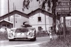 TARGA FLORIO 1970 PORSCHE 917 K ELFORD