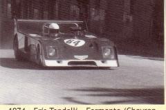 TARGA,FLORIO,1974,CHEVRON-B31,Tondelli.FOrmento