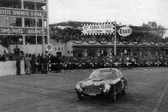 1954 tga flo.francesco -arezzo-lancia.aurelia.b20