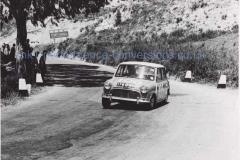 1962 mini  austin  vov metternich  .cahier