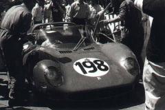 1965 ferrari 275 p 2 -vaccar. ai box
