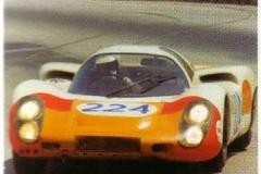 1967 elford  porsche