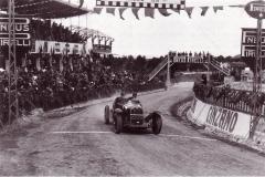 1931 TAZIO -NUVOLARI SU- ALFA R