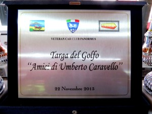 Targa_CARAVELLO_2015