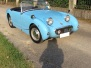 1960 - AUSTIN HEALEY MK1 Frog EYE -