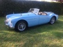 1960 - MG A Spider -