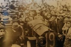 1912- V FLORIO - MERCEDES