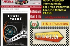 1 retromobile e giro