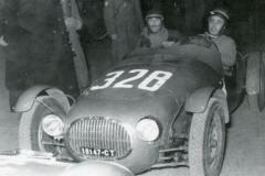 RIBERA Giro di Sicilia 1950 Fof+¦ Ganettu Alfonso Vella