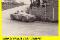 TARUFFI giro 1951
